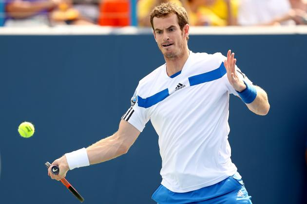 What Andy Murray's Loss to Stanislas Wawrinka Means for Remainder of 2013