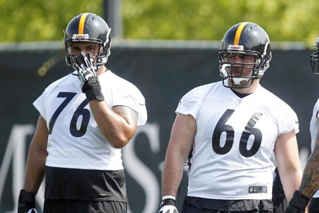 No Momentum for Steelers Offensive Line