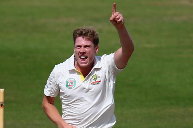 James Faulkner, Mitchell Starc Named in Australia Team for 5th Ashes Test