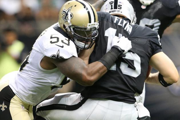 Saints' Ramon Humber Says Outing vs. Oakland Raiders a Confidence Builder