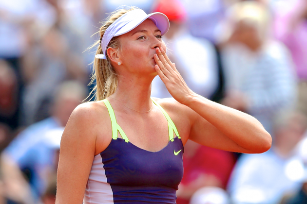 Maria Sharapova Won't Attempt to Change Surname to Sugarpova for US Open