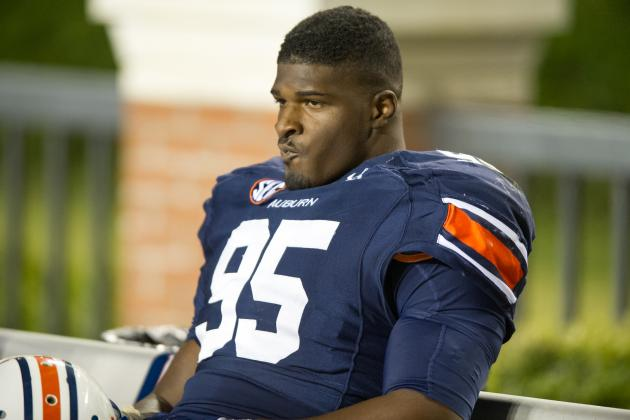 Auburn's Dee Ford out for Season Opener, Allows Freshmen Studs a Chance to Shine