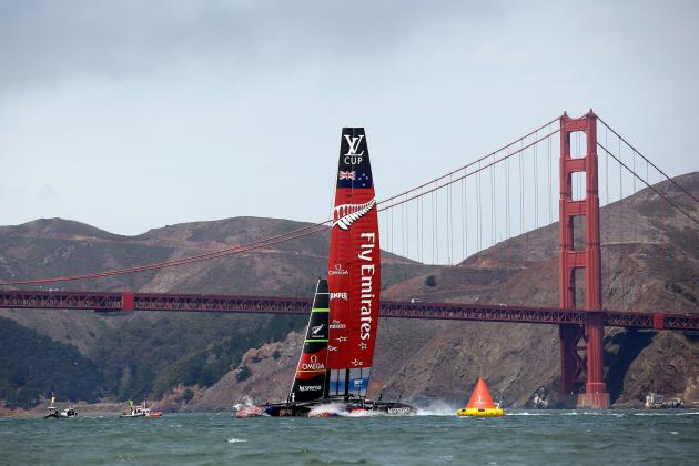 New Summit America's Cup in Performance