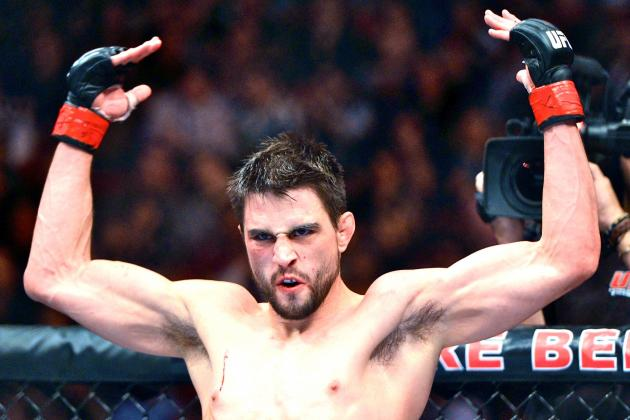 Carlos Condit Brings in 2012 Olympian Jake Herbert to Help Improve His Wrestling