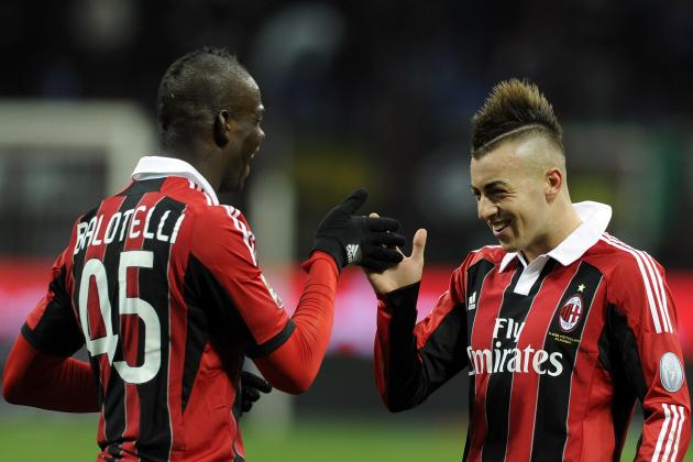 AC Milan: The Best Formation for Mario Balotelli and Stephan El Shaarawy