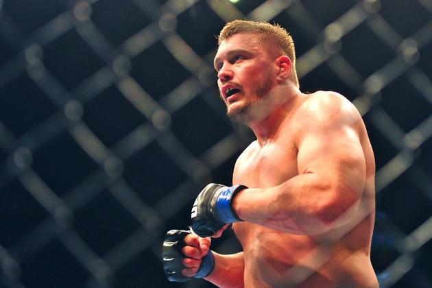 The Fighting Life: Through the Looking Glass with Matt Mitrione