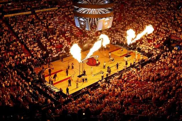The 10 Best Starting Lineup Introductions in NBA History