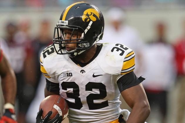 Breaking Down Iowa's Situation at RB