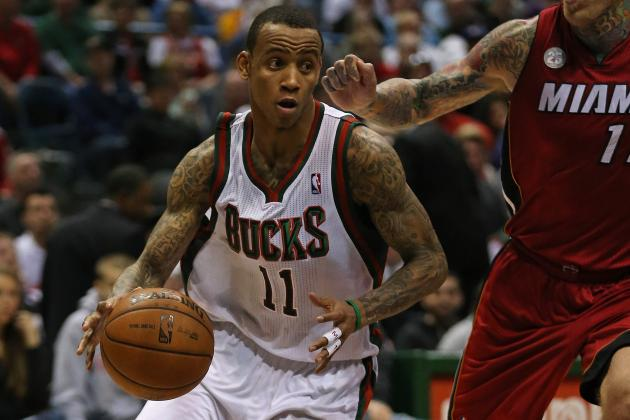 Monta Ellis Was 'unhappy' with Bucks