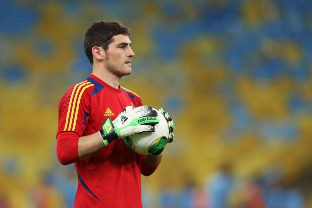 Arsenal Transfer Rumours: Iker Casillas Would Be Worth High Cost for Gunners