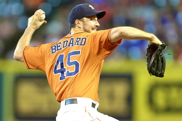 Is Erik Bedard or Dan Haren the Better Trade Fit for Rangers' AL West Chase?