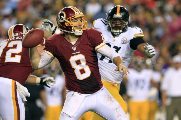 Rex Grossman Must Step Up in Wake of Kirk Cousins' Injury and RG3's Recovery