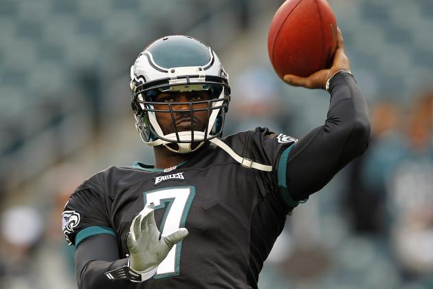 Philadelphia Eagles: Chip Kelly Names Michael Vick His Starting Quarterback