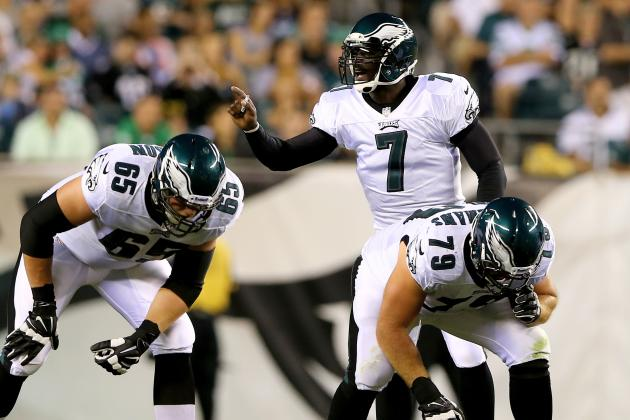 Chip Kelly Officially Names Michael Vick Eagles Starting Quarterback