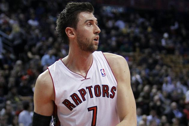 Pneumonia Will Keep Bargnani Out of Eurobasket