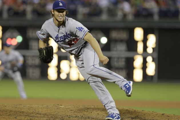 NL Cy Young Watch: Kershaw Separates Himself from the Pack