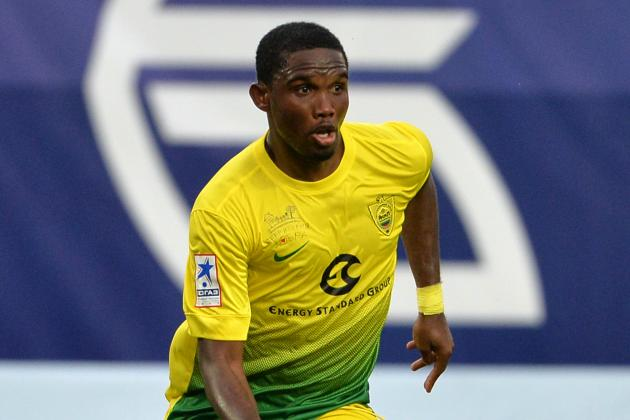 Why Samuel Eto'o Is a Great Second Option to Wayne Rooney for Chelsea