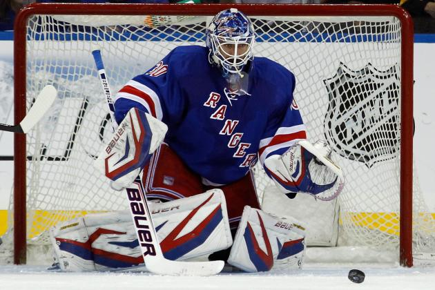 Predicting Henrik Lundqvist's Next Contract with New York Rangers
