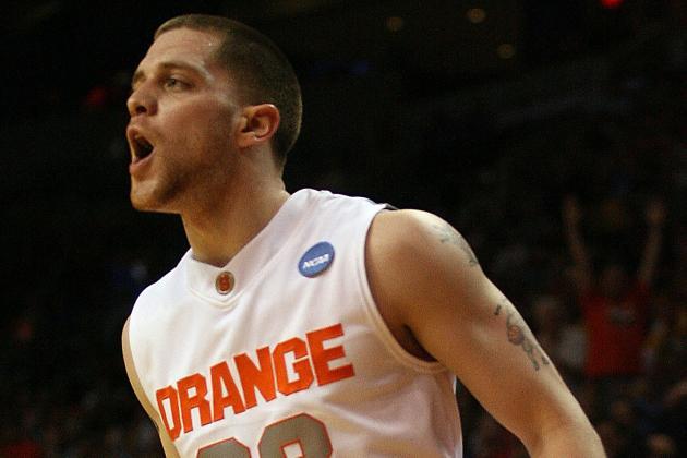 Former Syracuse Guard Eric Devendorf Signs with an Israeli Team