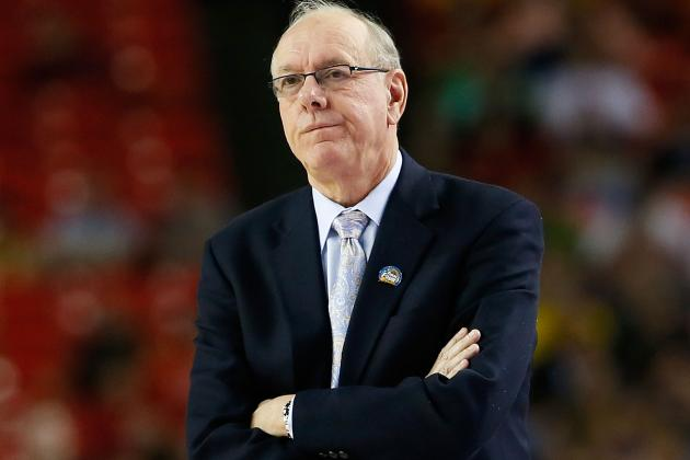 Boeheim Says Syracuse's Backcourt Will Benefit from Orange's Trip to Canada