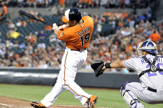 Column: Can We Still Cheer for Chris Davis?
