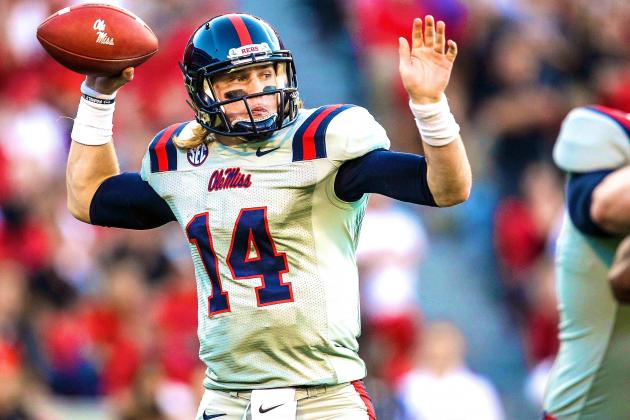Why Ole Miss QB Bo Wallace Could Be the SEC Breakout Player of 2013