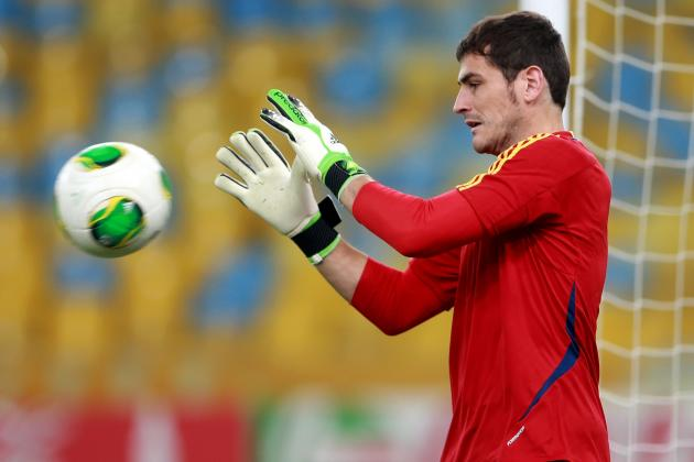 Arsenal Transfer Rumours: Gunners Must Make Landing Iker Casillas Top Priority