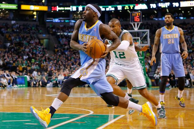 Ty Lawson Must Be Leader of Young Denver Nuggets