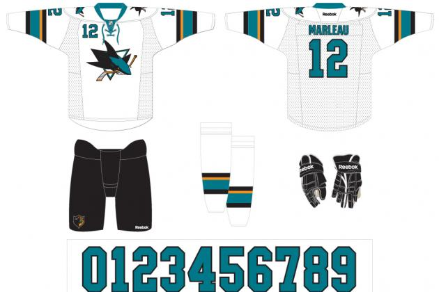 San Jose Sharks: Team Gets It Right with Jersey Upgrades