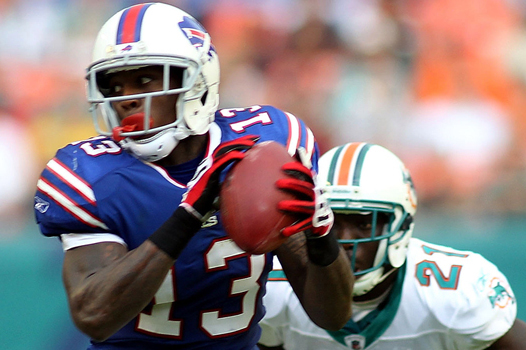 As the Veteran of the Group, It's Time for Stevie Johnson to Become a Leader