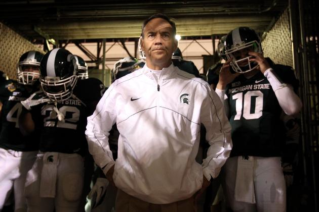 Michigan State, Not Michigan, Is Biggest BCS Sleeper in Big Ten
