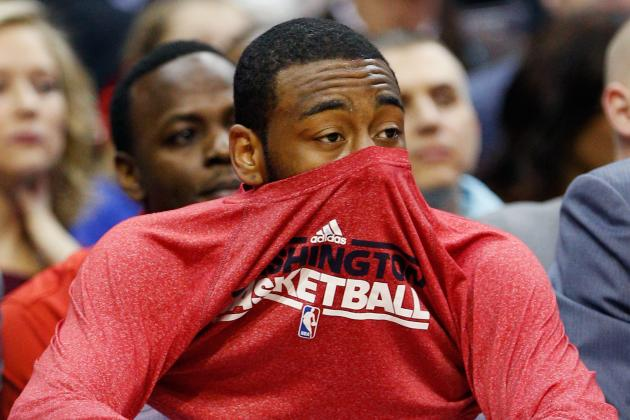 Why John Wall Is Entering Most Critical Season of Career During 2013-14 Season
