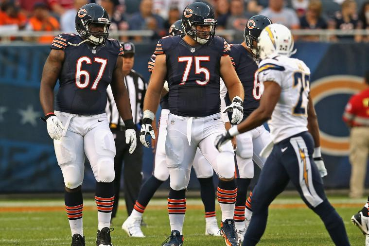 Have the Chicago Bears Finally Figured Out a Starting Offensive Line?