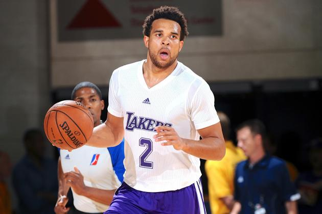 LA Lakers to Reportedly Wear Sleeved Jerseys for Several Games Next Season