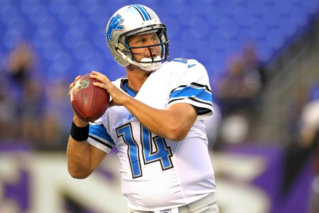 Who Is the NFL's Best Backup Quarterback?