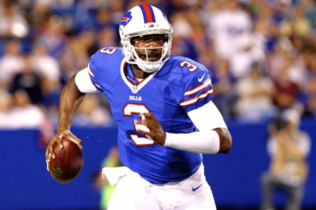 Breaking Down What EJ Manuel Brings to the Buffalo Bills Offense