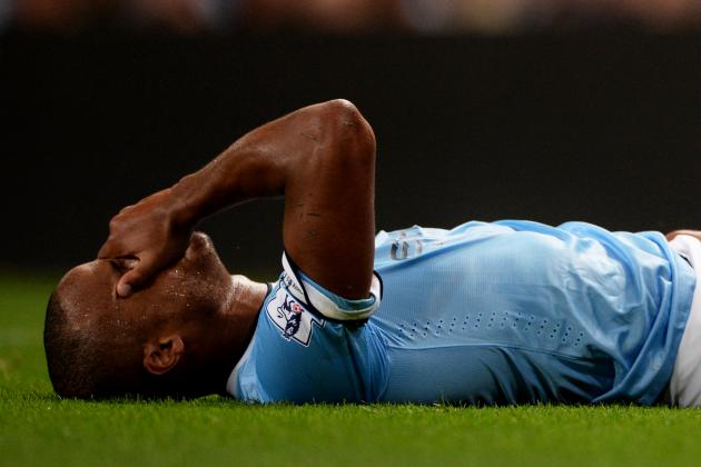 Vincent Kompany's Injury Increases City's Need for a Defender