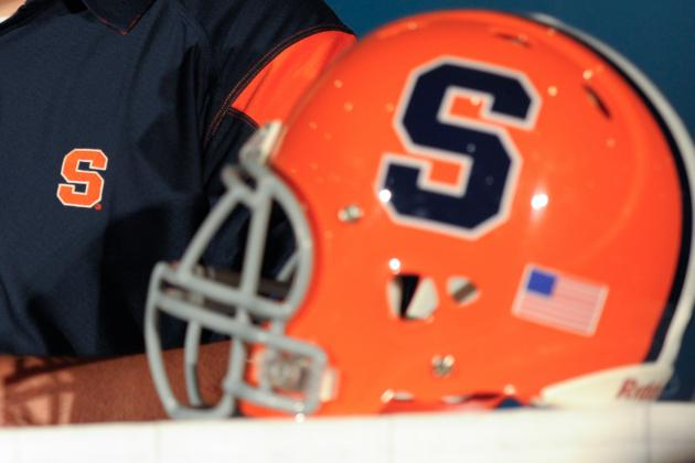 Huge JUCO DT Wayne Williams May Play for Syracuse in '13