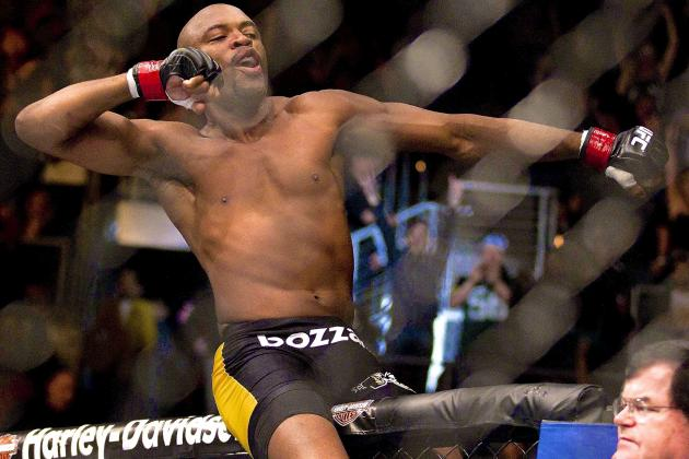 Anderson Silva Shoots Down Vitor Belfort's Push for Rematch
