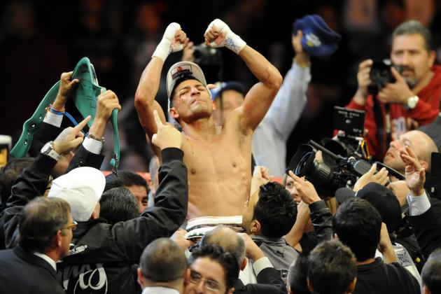 How High Is Abner Mares' Ceiling?
