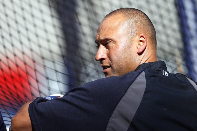 An Open Plea to Derek Jeter Not to Become Mickey Mantle 2.0