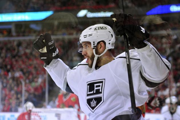 2013 Season Review: Dwight King