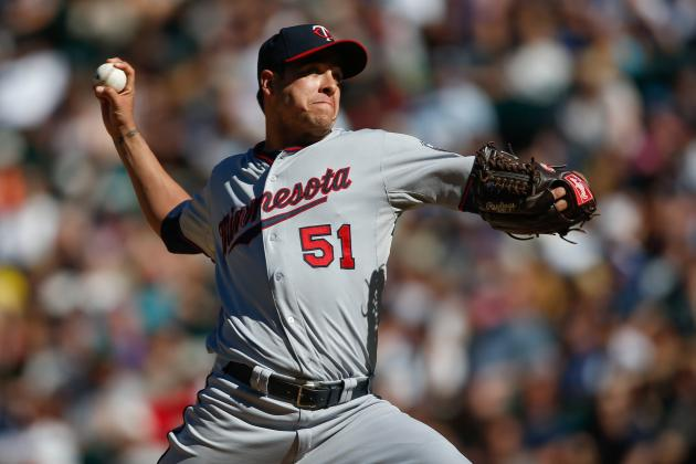 The Minnesota Twins Should Make RHP Anthony Swarzak a Starter