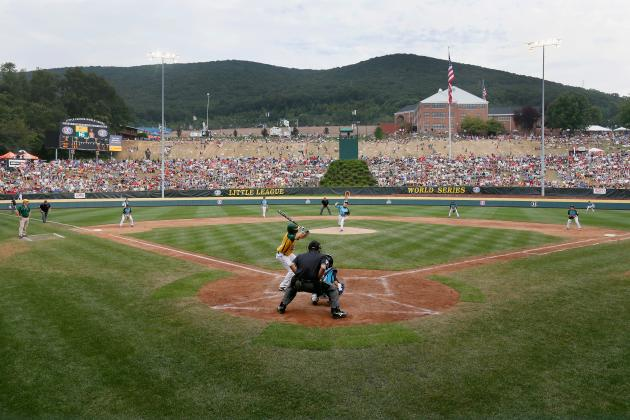 Little League World Series 2013 Scores: Day 6 Results, Highlights and Recap