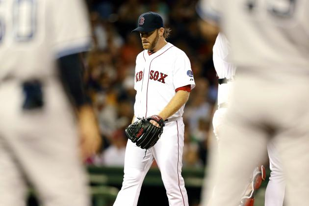 Ryan Dempster Suspended 5 Games for Intentionally Throwing at Alex Rodriguez