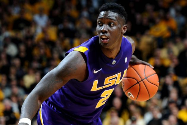 LSU Announces 2013-14 Men's Hoops Schedule