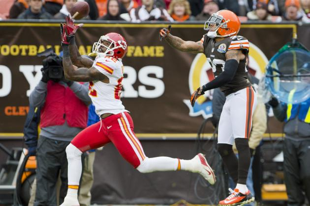 Why You Should Reach for Dwayne Bowe in Your NFL Fantasy Football Draft