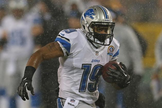 Report: Cardinals Sign Former Lion WR Mike Thomas