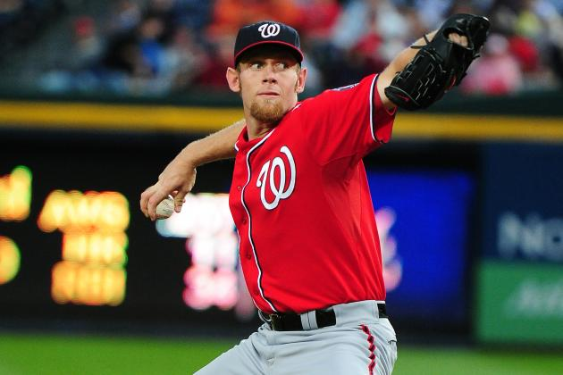 MLB Decides Not to Suspend Stephen Strasburg