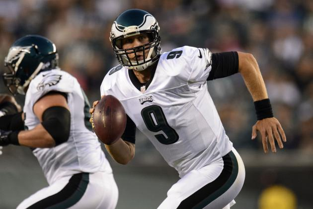 Philadelphia Eagles Can't Afford to Trade Nick Foles Yet